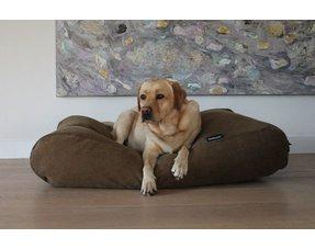 Bruine hondenkussens