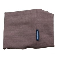 Hoes hondenbed chocolade bruin (meubelstof) Extra Small