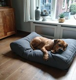 Dog's Companion® Hondenbed taupe (meubelstof)