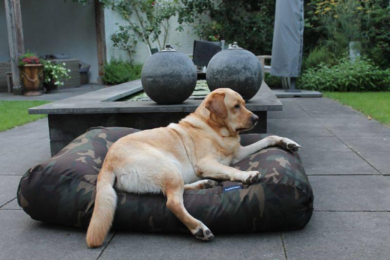 Dogs Companion® Hondenbed army medium