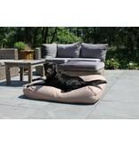 Dog's Companion® Hondenbed walnut (meubelstof) extra small