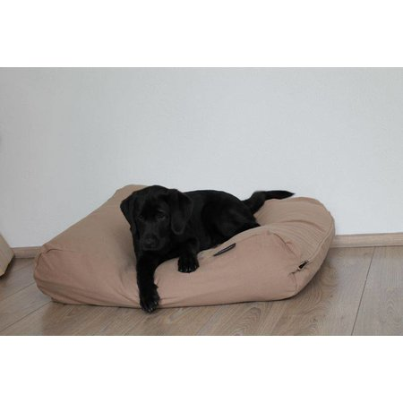 Dog's Companion® Hondenbed walnut (meubelstof) small