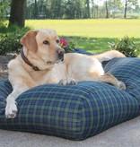 Dog's Companion® Hondenbed black watch medium