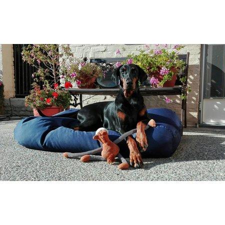 Dog's Companion® Hondenbed donkerblauw vuilafstotende coating large