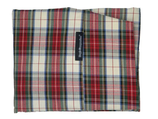 Dog's Companion® Hoes hondenbed dress stewart extra small