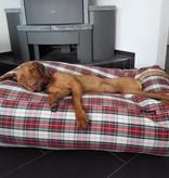 Dog's Companion® Hondenbed dress stewart small