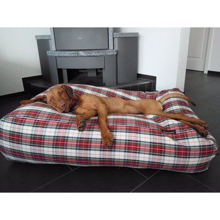 Dog's Companion® Hondenbed dress stewart large