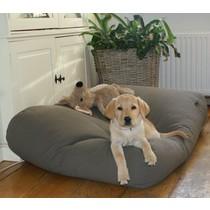Hondenkussen muisgrijs large