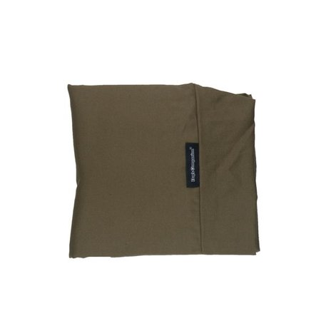 Dog's Companion® Hondenkussen taupe/bruin extra small