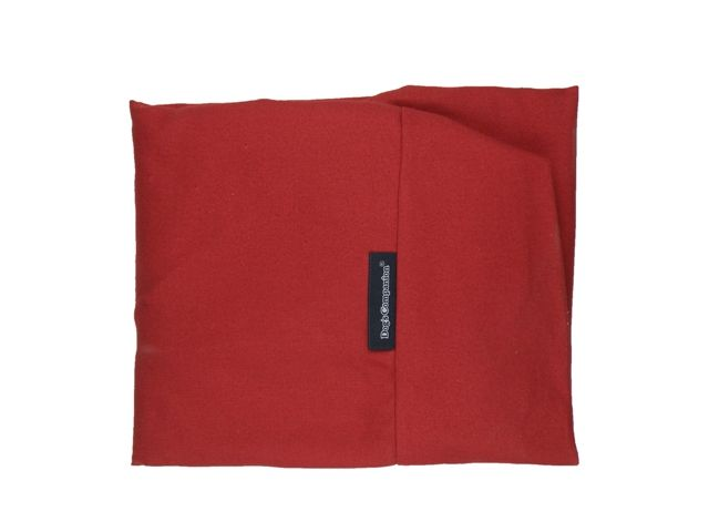 Dog's Companion® Hoes hondenbed steenrood extra small