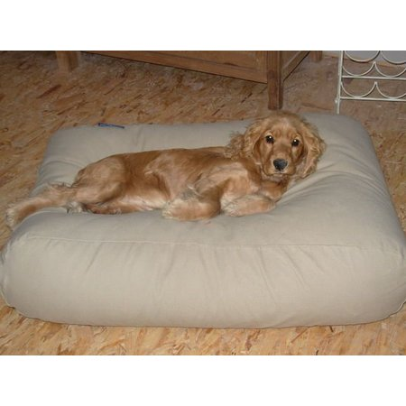 Dog's Companion® Hondenbed beige superlarge