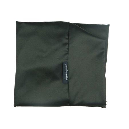 Dog's Companion® Hoes hondenbed zwart vuilafstotende coating small