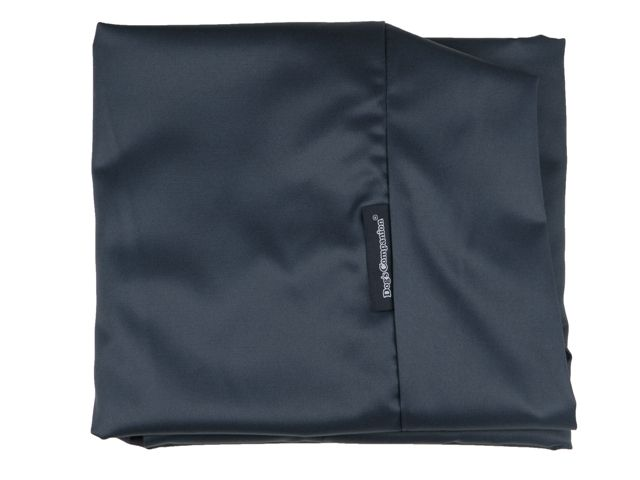 Dog's Companion® Hoes hondenbed donkerblauw vuilafstotende coating extra small