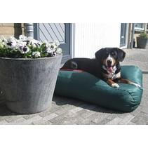 Hondenbed groen vuilafstotende coating medium