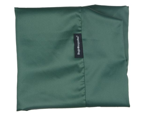 Dog's Companion® Hoes hondenbed groen vuilafstotende coating large