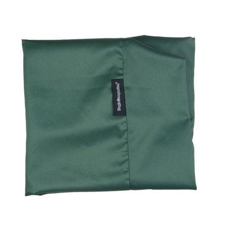 Dog's Companion® Hoes hondenbed groen vuilafstotende coating superlarge