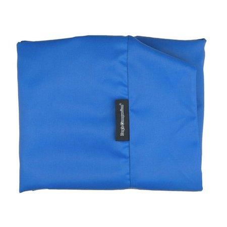 Dog's Companion® Hoes hondenbed kobalt blauw vuilafstotende coating small