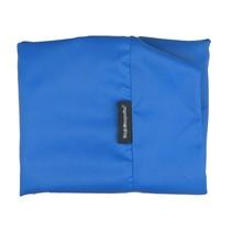 Hoes hondenbed kobalt blauw vuilafstotende coating large