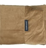 Dog's Companion® Hondenbed camel ribcord large