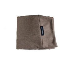 Hoes hondenbed extra small tweed lichtbruin