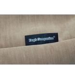 Dog's Companion® Hondenbed Caramel (chenille velours) Extra Small