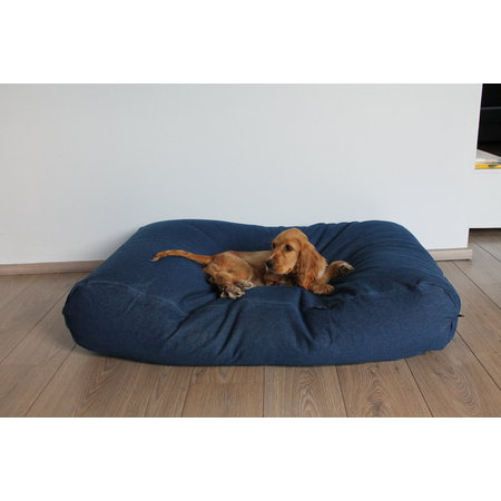 Dog's Companion® Hondenbed jeans large