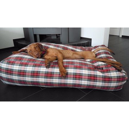 Dog's Companion® Hoes hondenbed dress stewart small