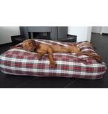 Dog's Companion® Hoes hondenbed dress stewart superlarge