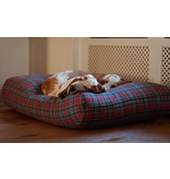 Dog's Companion® Hoes hondenbed scottish grey extra small