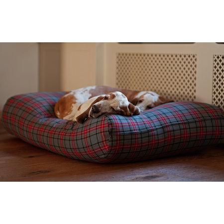 Dog's Companion® Hoes hondenbed scottish grey large