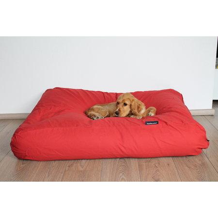 Dog's Companion® Hoes hondenbed steenrood medium