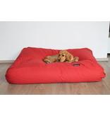 Dog's Companion® Hoes hondenbed steenrood superlarge
