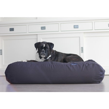 Dog's Companion® Hoes hondenbed antraciet medium