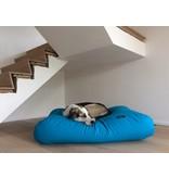 Dog's Companion® Hoes hondenbed aqua blauw small