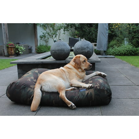 Dog's Companion® Hoes hondenbed army superlarge