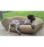 Dog's Companion® Hoes hondenkussen khaki vuilafstotende coating superlarge