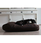 Dog's Companion® Hoes hondenbed chocolade bruin katoen