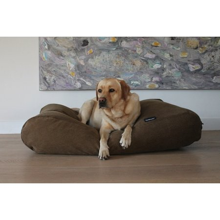 Dog's Companion® Hoes hondenbed oxford ribcord extra small