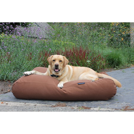 Dog's Companion® Hondenbed Mokka Small