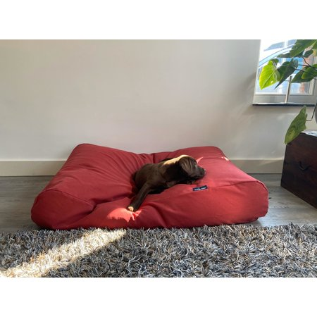 Dog's Companion® Hondenbed steenrood extra small