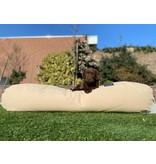 Dog's Companion® Hoes hondenbed beige