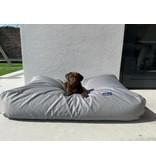 Dog's Companion® Hoes hondenbed lichtgrijs vuilafstotende coating Medium