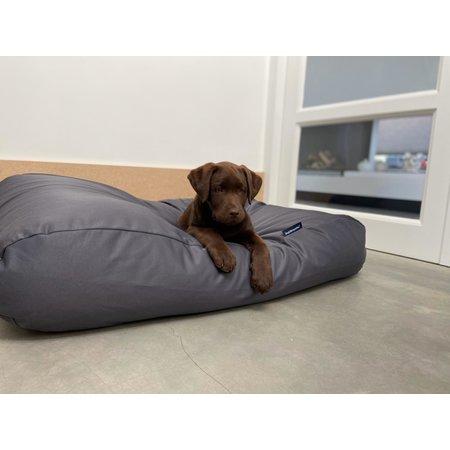 Dog's Companion® Hondenbed charcoal vuilafstotende coating superlarge