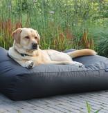Dog's Companion® Hondenbed zwart vuilafstotende coating extra small