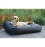 Dog's Companion® Hoes hondenbed zwart vuilafstotende coating superlarge