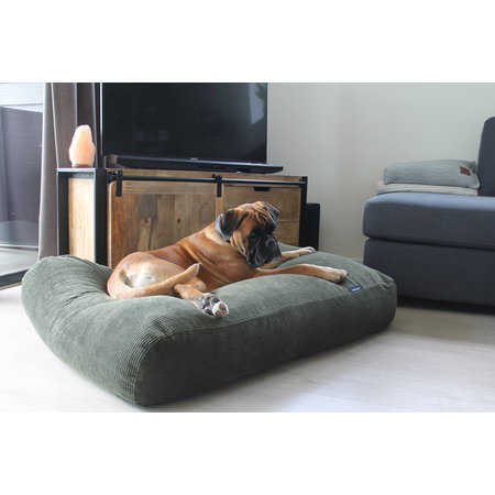 Dog's Companion® Hoes hondenbed Hunting ribcord