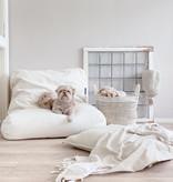 Dog's Companion® Hondenbed white sand medium