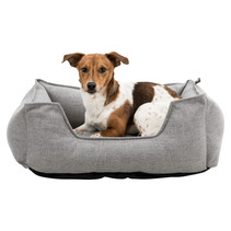 Trixie hondenmand talis grijs