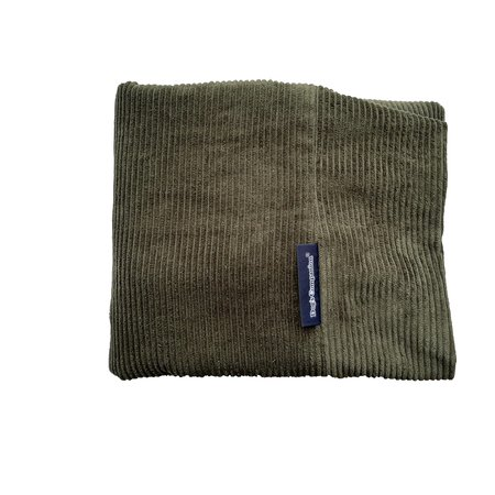 Dog's Companion® Hoes hondenbed Hunting ribcord small