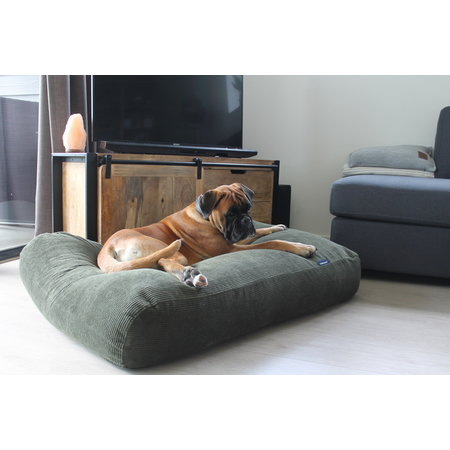 Dog's Companion® Hoes hondenbed Hunting ribcord superlarge